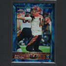 ANDY DALTON 2015 Topps Chrome Blue Wave Refractor - Bengals & TCU Horned Frogs