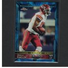 JEREMY MACLIN 2015 Topps Chrome Blue Wave Refractor Missouri Tigers & Kansas City Chiefs
