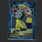 JORDY NELSON 2015 Topps Chrome Blue Wave Refractor - Kansas State Wildcats & Packers