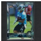 CAMERON ARTIS-PAYNE 2015 Topps Chrome Refractor Rookie RC - Auburn Tigers & Carolina Panthers