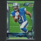 AMEER ABDULLAH 2015 Topps Chrome Rookie RC - Cornhuskers & Detroit Lions
