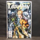 AQUAMAN Comic Book #1 DC New 52 Geoff Johns - First Print