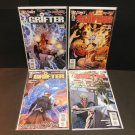 GRIFTER 1 2 3 4 - 2013 DC New 52 Comic Book Set/Run/Lot - Nate Edmundson