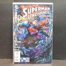 SUPERMAN UNCHAINED 2014 Comic Book #1 DC Comics New 52 - Scott Snyder, Jim Lee