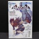 BATGIRL #9 DC Comics First Print - First Appearance of Stryx - Talon