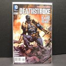 DEATHSTROKE #8 DC Comics First Print - First Appearance of Deathstroke's Father