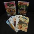 The FLINTSTONES #1 Complete Set - DC Comics - Lot of 7 All Variants