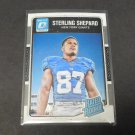 STERLING SHEPARD 2016 Donruss Optic Rated Rookie RC - NY Giants & Oklahoma Sooners