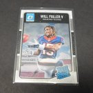 WILL FULLER V 2016 Donruss Optic Rated Rookie RC - Texans & Notre Dame