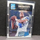 DAK PRESCOTT 2016 Donruss Optic Rated Rookie RC - Dallas Cowboys & Mississippi State