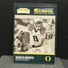 MARCUS MARIOTA 2016 Panini Contenders Old School Colors - Oregon Ducks & Tennessee Titans