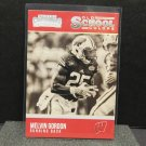 MELVIN GORDON 2016 Panini Contenders Old School Colors - Wisconsin Badgers & Chargers