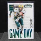 CARSON WENTZ 2016 Panini Contenders Draft Rookie RCRookie RC - Philadephia Eagles & ND State