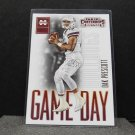 DAK PRESCOTT 2016 Panini Contenders Draft Rookie Rookie RC - Mississippi State & Dallas Cowboys