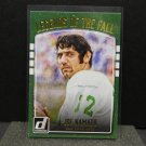 JOE NAMATH 2016 Donruss Legends of the Fall - NY Jets & Alabama Crimson Tide