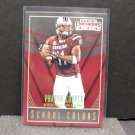 PHAROH COOPER 2016 Panini Contenders School Colors Rookie RC - LA Rams & South Carolina Gamecocks