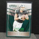 CONNOR COOK 2016 Panini Contenders School Colors Rookie RC - Raiders & Spartans