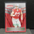 JOEY BOSA 2016 Panini Contenders School Colors Rookie RC - Chargers & Ohio State Buckeyes