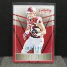 HUNTER HENRY 2016 Panini Contenders School Colors Rookie RC - Chargers & Arkansas Razorbacks