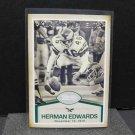 HERMAN EDWARDS 2016 Score Classic Moments - Philadelphia Eagles & San Diego State University