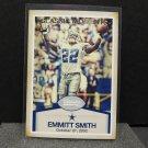 EMMITT SMITH 2016 Panini Classics Classic Moments - Dallas Cowboys & Miami Hurricanes