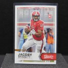 JACOBY BRISSETT 2016 Panini Classics GLOSSY Rookie RC - Patriots & NC State Wolfpack