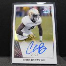 CHRIS BROWN 2016 Panini Contenders Rookie RC #24/25 - Bengals & Notre Dame