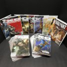 X-O MANOWAR Complete Valiant Comic Book Set/Lot/Run #1 2 3 4 5 6 7 8 9 10 11 12 -50