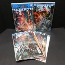 CYBORG Rebirth DC Comic Book Set/Lot/Run of  #1 2 3 4 5 6 7 8 9 10-15