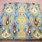 Robert Allen Ikat Cushion covers
