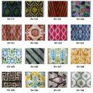 3 full uncut yards of Silk Velvet Fabric