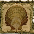 Upscale Aubusson Pillow ~Shell