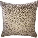 Pindler Pounce Belgium Cut Velvet Pillow