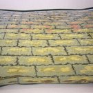 Vintage Italian Tapestry Pillow-106 Free shipping,free down feather insert