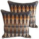 Boho Chic Pillows - Set Of 2