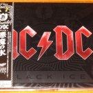 AC/DC Black Ice JAPAN Highest Quality CD+OBI New Album