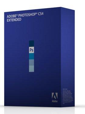 Adobe Photoshop CS4 - PC - DVD-ROM - Universal English