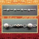Fashion Bracelet - Snow Balls