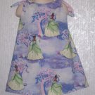 Princess & The Frog A-Line Reversible Shoulder Knot Dress