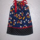 Boutique Mickey Mouse Pillowcase Dress