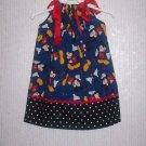 Boutique Mickey Mouse Pillowcase Dress