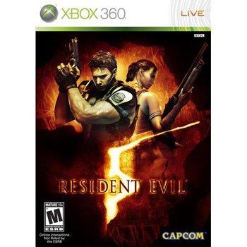 Resident Evil 5 for Xbox 360