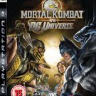 Mortal Combat vs DC Universe for Sony PS3