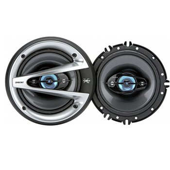 Sony GTX1640 6.5-Inch Coaxial 4-Way Speakers