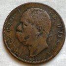 Italy, 10 Centesimi, 1894 R, Key Date