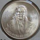 Mexico, 100-Peso, 1978, BU, Silver