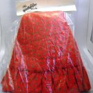 Cross Stitch Christmas Tree Skirt from the NeedleCrafter, Inc.