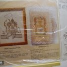Counted Cross Stitch kit  from The Creative Circle (1989 printed in USA ) - 1656 Victorian View