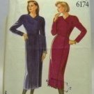 Pattern 6174 from New Look (vintage) Size (8,10,12,14,16,18) - Dress