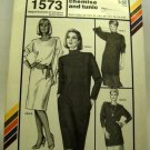 Pattern 1573 from Stretch & Sew(1984) - wedge chemise and tunic
